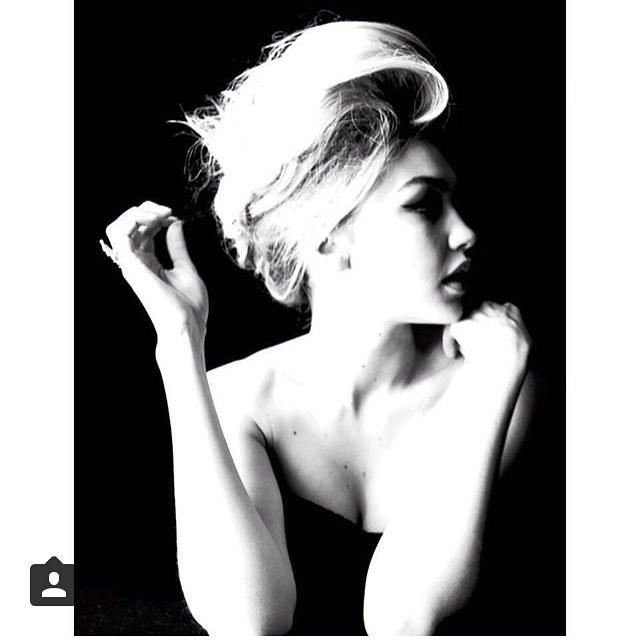 @gigihadid by the master #stevenmeisel an I for the September issue of @wmag xoxo http://t.co/CNUjmMddp8