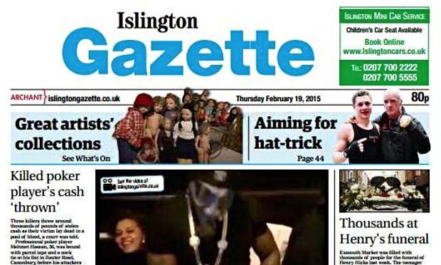 RT @mediaguardian: News UK to distribute Archant's London weeklies http://t.co/STc9Np6wn2 http://t.co/ShPYPeu59x
