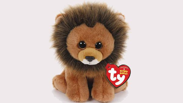 Cecil the lion to be immortalised by Ty as a 'Beanie Baby' toy http://t.co/Yuy9GZhJ7v http://t.co/UwZds6lFnh