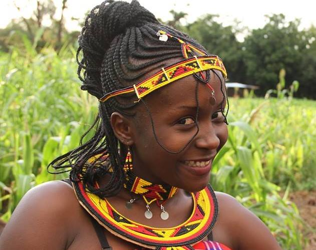 Kansiime Anne Wins Favourite Comedian Award at the Nollywood & African People's Choice Awards