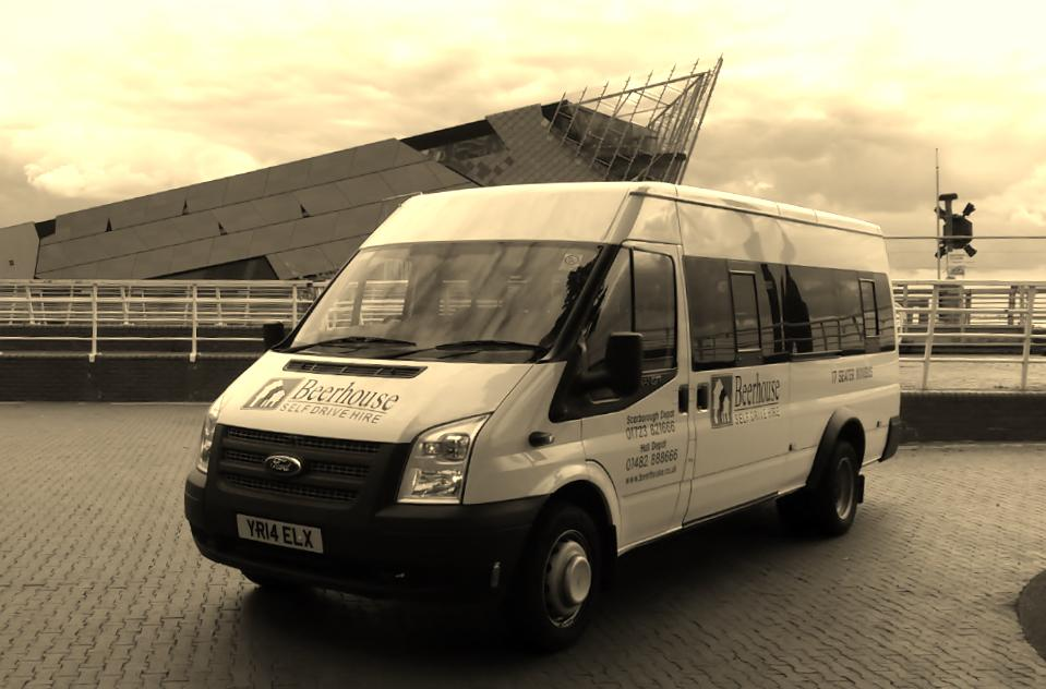Beerhouse On Twitter 17 Seater Minibuses For The Trip Down To