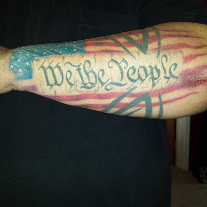 "Patriot_Ink on Twitter: ""An #awesome #wethepeople # ..."