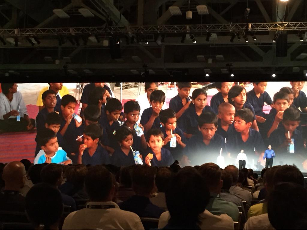 Smart grid isn't just for cities. By providing power to villages in India, children stay in school! #NIWeek http://t.co/u0Q4u1NYKe