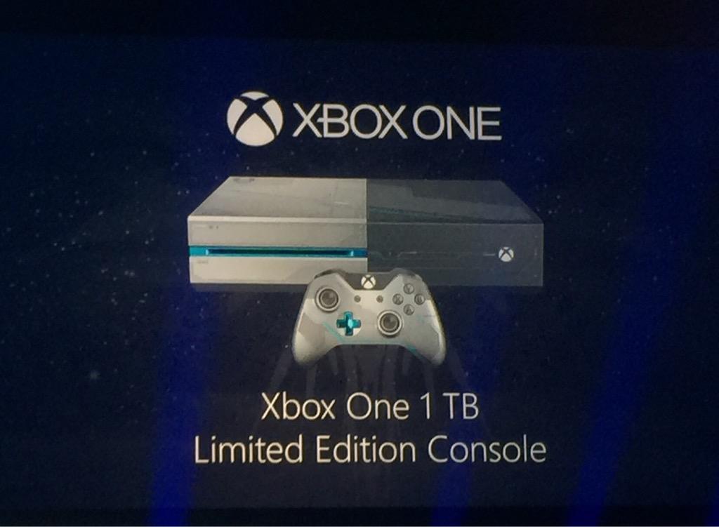 Xbox One Halo 5 Console
