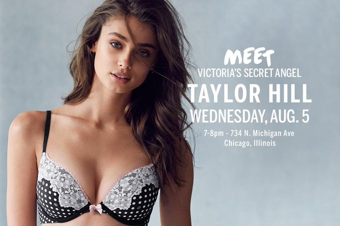 Chicago! Come meet me TOMORROW 7-8pm @VictoriasSecret 734 N. Michigan Ave. to celebrate Body by Victoria