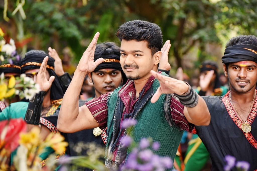 Puli is a fantasy film, not a historical. Team plans for mega release worldwide