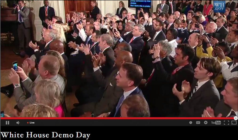 #JA USA CEO Jack Kosakowski @JaJack attends #WHDemoDay promoting inclusive and innovative #American entrepreneurship http://t.co/4RNW5Z1opu