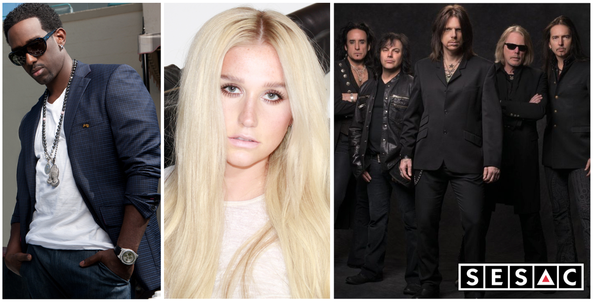 We're psyched to announce the addition of @shawnstockman, @KeshaRose, & @ThinLizzy_ to SESAC! http://t.co/OivValwcCj http://t.co/ZfGBOcXB8e