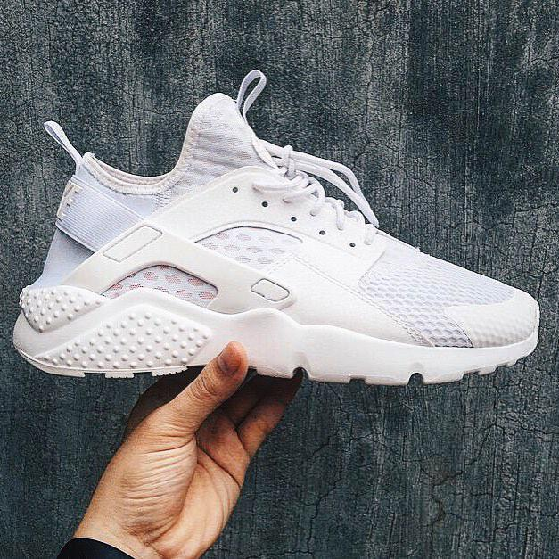 54e99bf332a Meet the newest all-white Nike Air Huarache that you ll want this summer