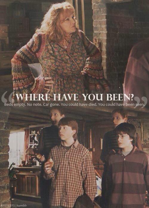 Image result for mrs. weasley