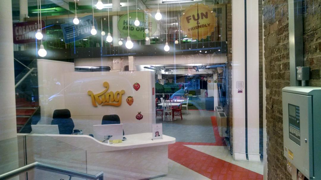 jason m lemkin on twitter ok king candy crush offices in covent garden london are pretty cool httptco2d1vxv0j6y candy crush king offices