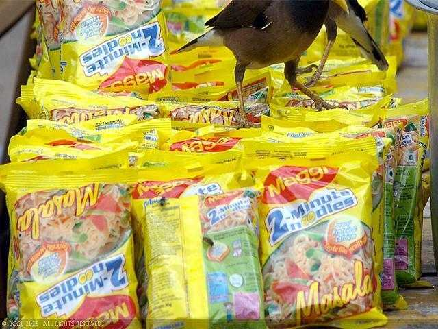 FSSAI-approved lab finds #Maggi noodles safe ! http://t.co/WQG9DZw3g1