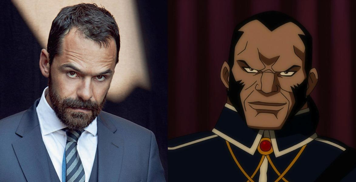 [TV] DC's Legends of Tomorrow - Hawkman e Vandal Savage escolhidos! - Página 2 CLlpjfLWoAADpMM