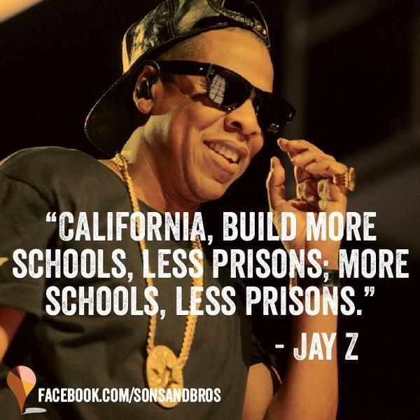 RT @sonsandbros: #SafetyIs investing more money into #SchoolsNotPrisons! http://t.co/AUTeg7hkyl