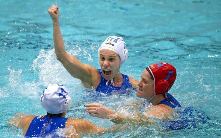 Mondiali Pallanuoto Kazan: Settebello e Setterosa in semifinale, streaming video diretta Rai TV