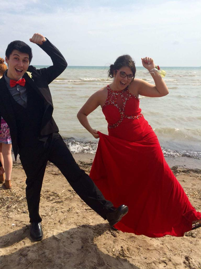 kri on twitter happy birthday to a pretty rad prom date have an