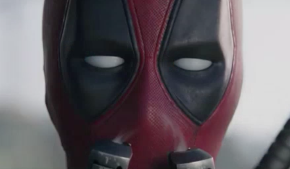 The 1st trailer for .@VancityReynolds' #Deadpool is as violently funny as a trailer can get! http://t.co/Kj4TtOLu80 http://t.co/8WL2OBz7Qt