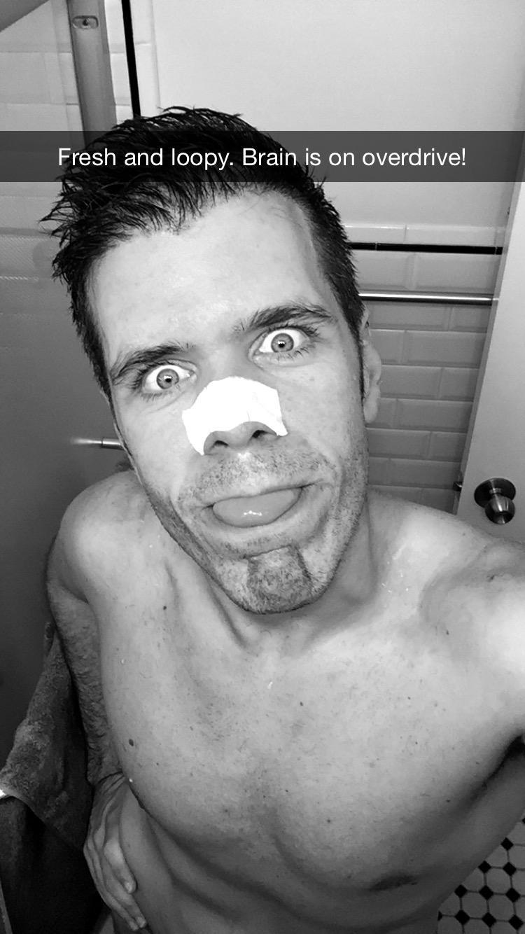 Add me on @Snapchat! I'm PerezHilton on there! xoxo #Snapchat #Snapchatting http://t.co/GScYpwUIr9