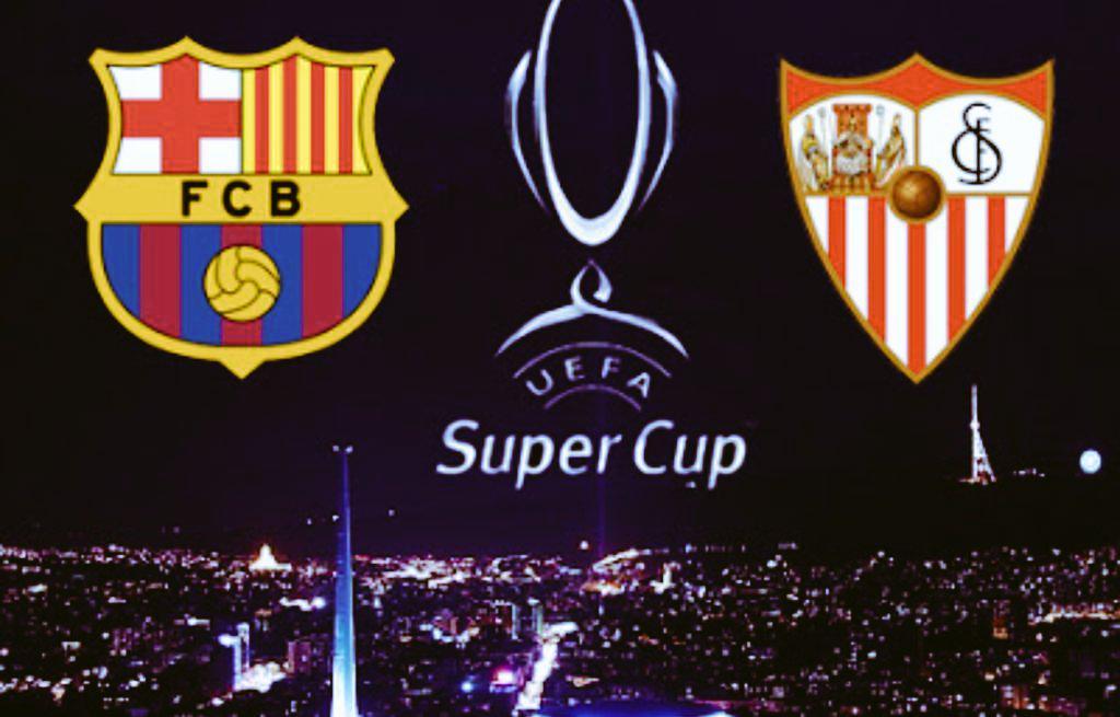 Supercoppa Europea: Insieme a Barcellona e Siviglia anche un'italiana a Tbilisi