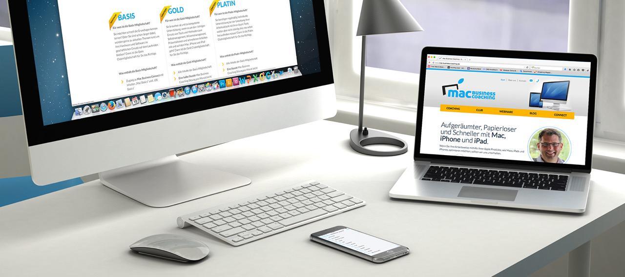 Mac Business Coaching - cover