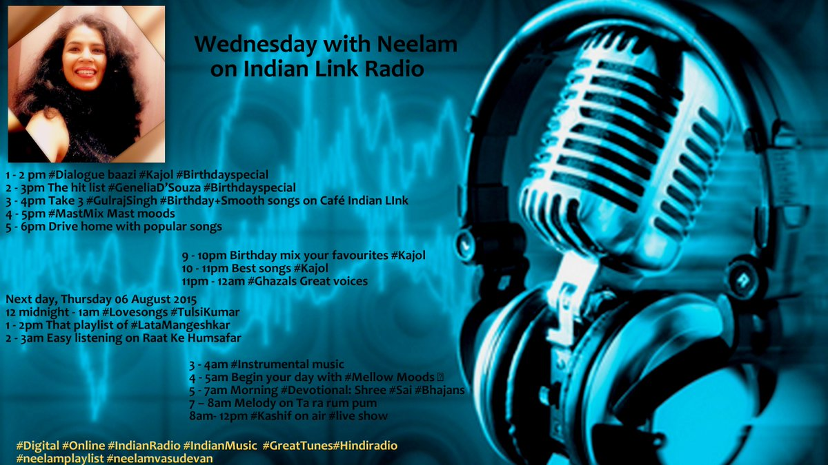 indianlinkradio hashtag on Twitter