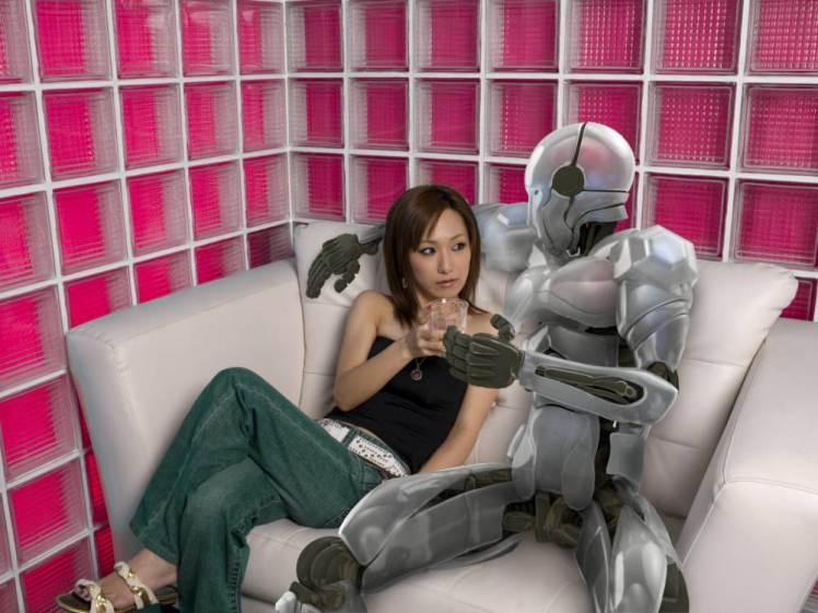 sex with sex robot porn