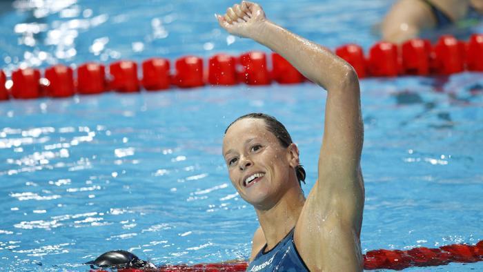 Federica Pellegrini medaglia d'argento 200ml nel suo 27esimo compleanno in Kazan