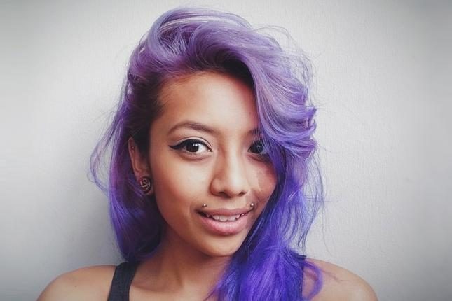 Ultra Violet Manic Panic