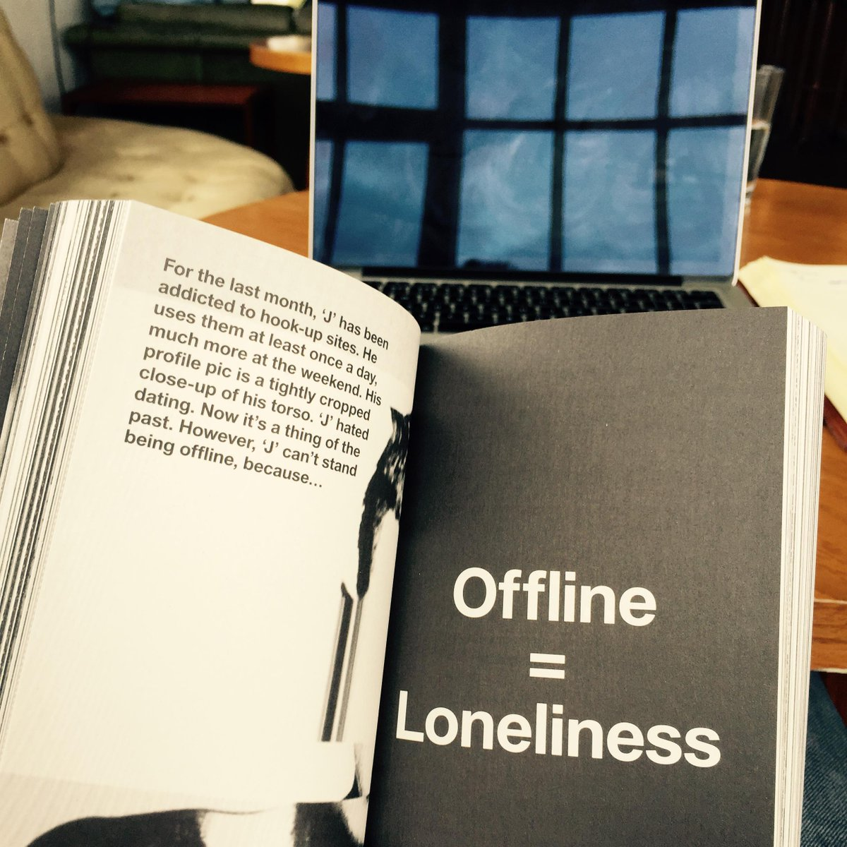 offline dating Samuel Abrahams