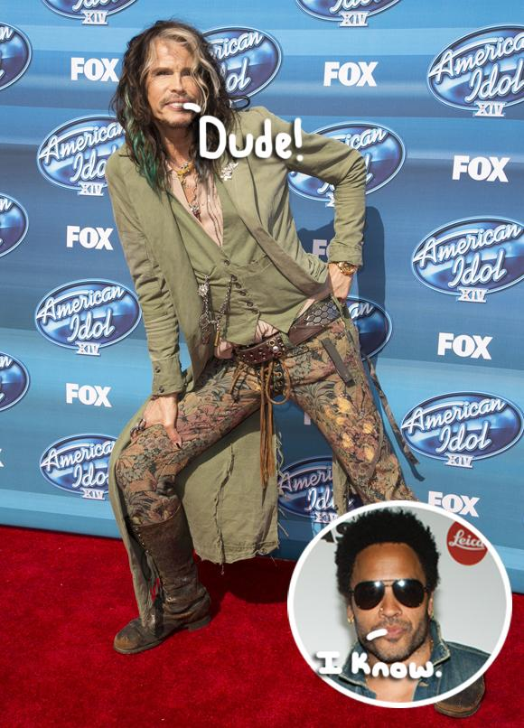 .@IamStevenT sent @LennyKravitz the most HIGHlarious response following his #PenisGate snafu! http://t.co/wUqkFjuz61 http://t.co/lgARlswLRu