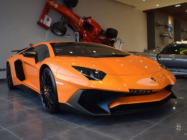 Most Exclusive Cars On Twitter A Lamborghini Aventador Sv Up For