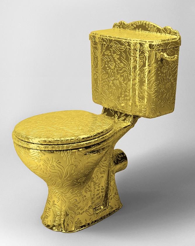 Sensational Doble Bathrooms On Twitter The Ultimate Bling Toilet Caraccident5 Cool Chair Designs And Ideas Caraccident5Info