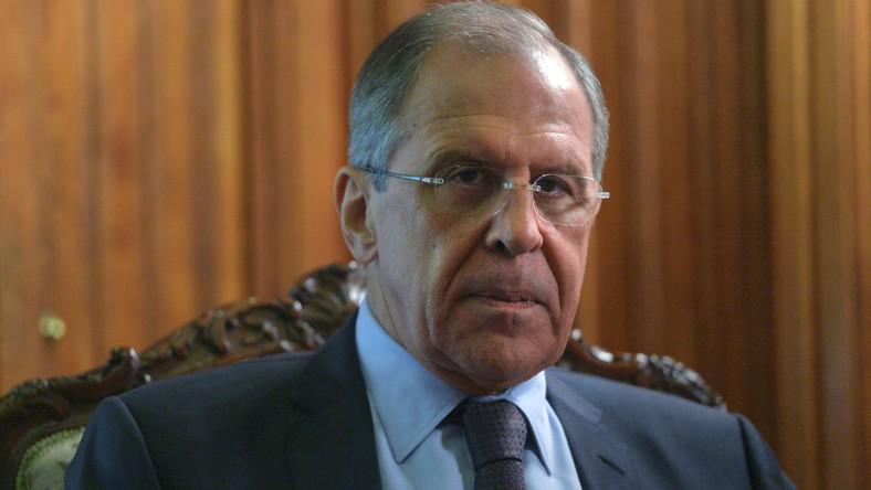 Sergeï Lavrov, Ministre de la diplomatie Russe, accuse les USA d'ingérences coupables en Asie et au Moyen-Orient