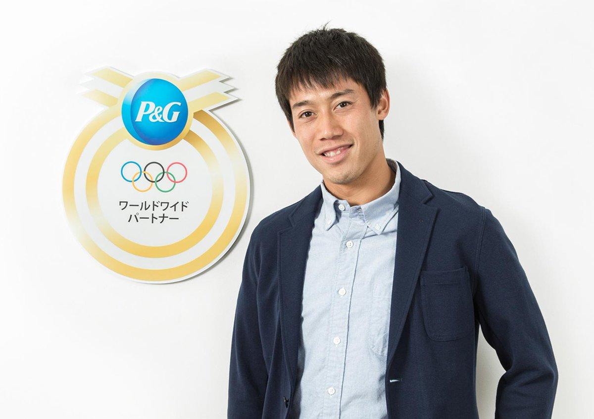 Kei Nishikori es nuevo embajador de P&G