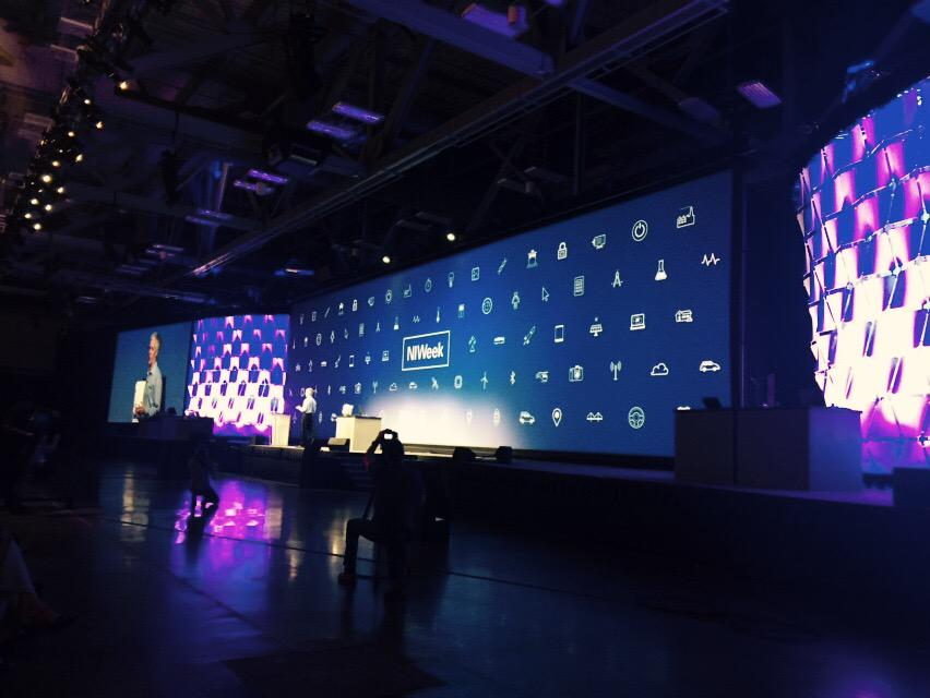 @johngraff kicking off 2nd day of #NIWeek2015 : How will #Iot look like in the next five years @NIglobal http://t.co/aV7NAomonB