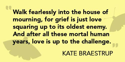 Image result for kate braestrup quotes