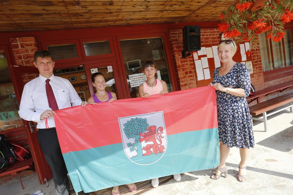 Liepāja Tennis Sport school receives thanks from city council