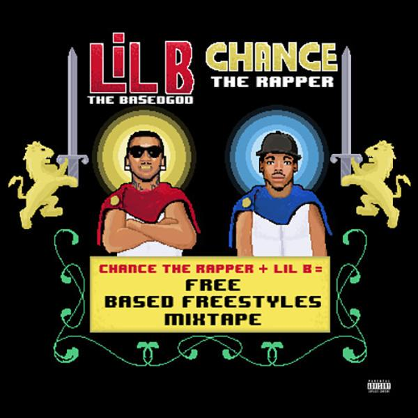 "[PLAYLIST] @LILBTHEBASEDGOD & @chancetherapper - ""Free"" (BASED FREESTYLE MIXTAPE) http://t.co/1LMYk6YIj7 http://t.co/dBkz1yXmgl"