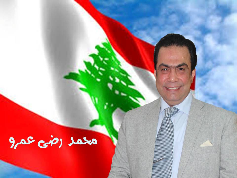 الاختصاصي المعالج والمحاضر محمد رضى عمرو