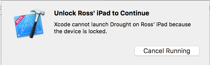 This is my favorite little feature in Xcode 7. Way better than just failing like before. http://t.co/fDIADL9XYP