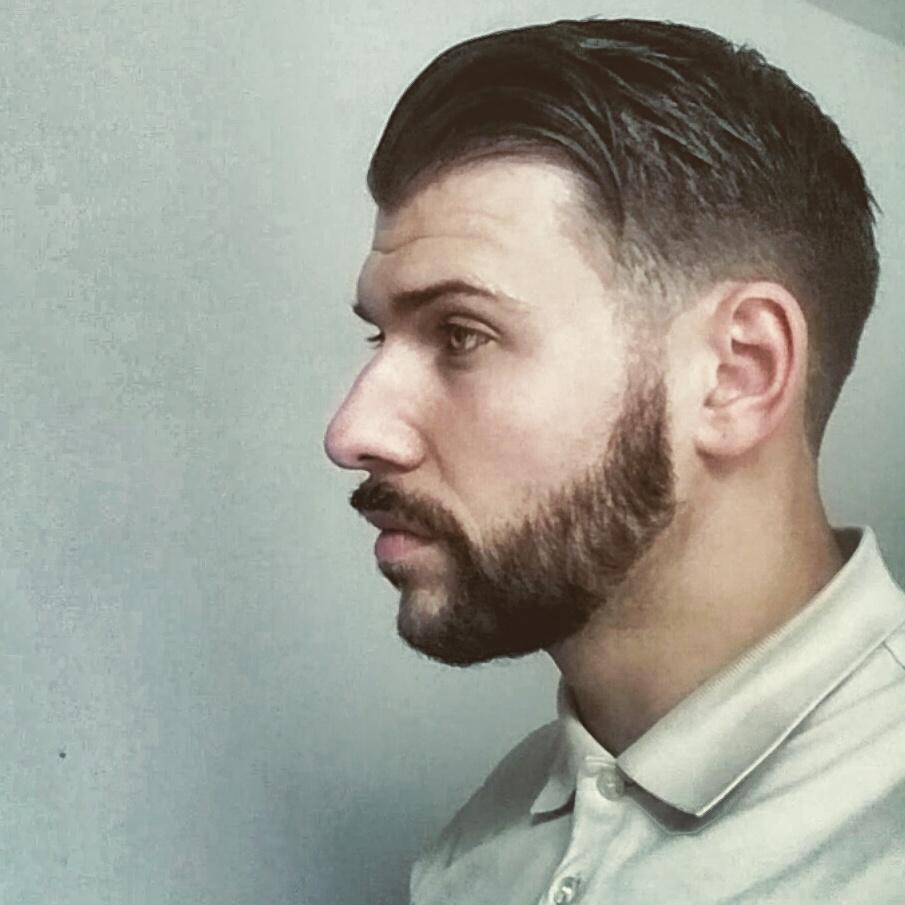 """Jay Hutton On Twitter: """"Haircut And Beard Trimmed By The"""