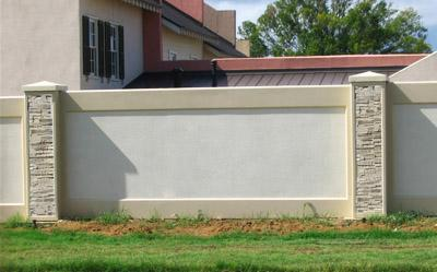 stonetree fences stonetreefence twitter - Wall Fencing Designs