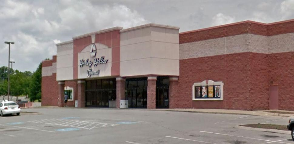 Hickory hollow mall movie theatre tennessee