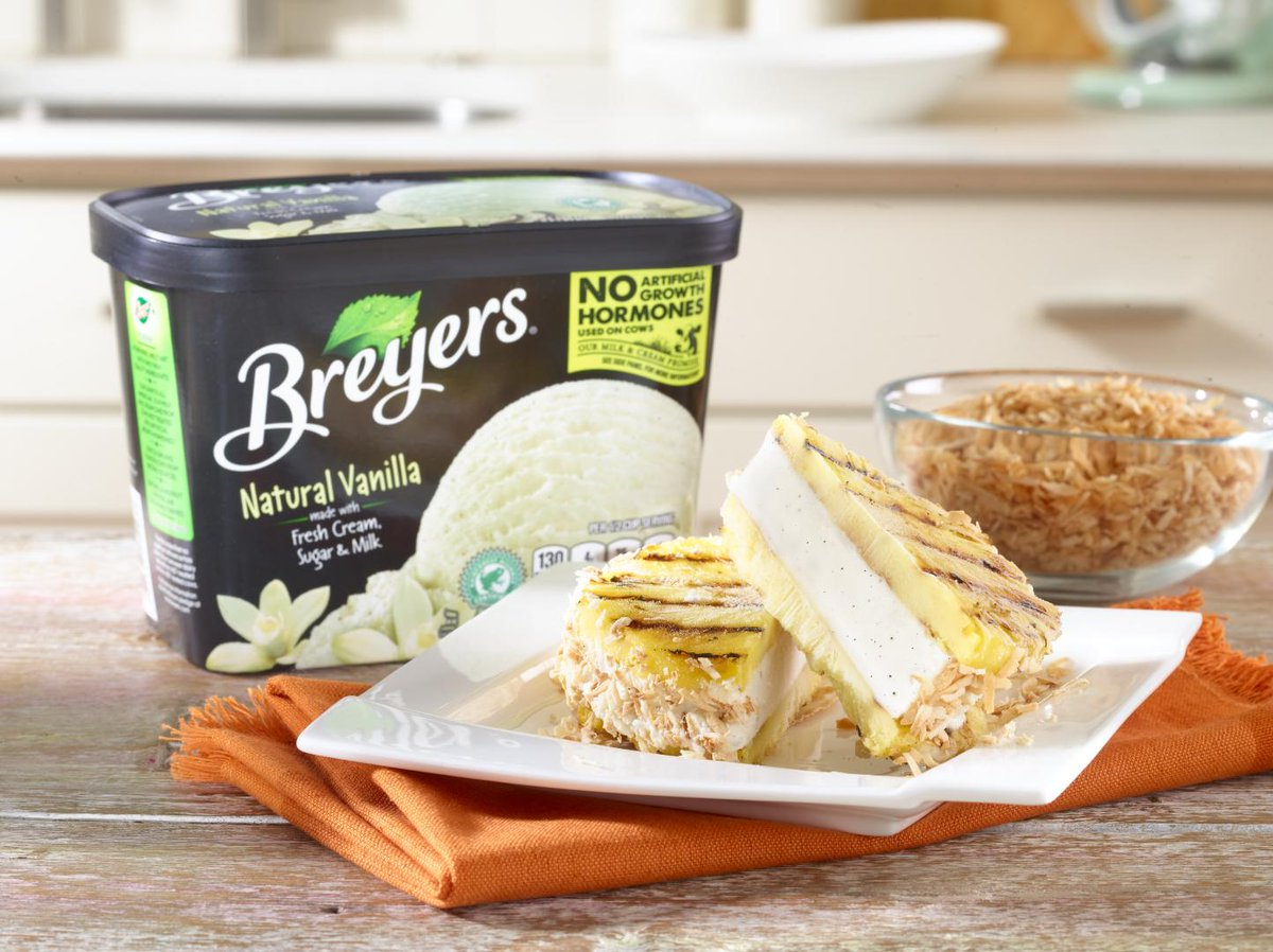 Need a fresh dessert? I've mixed @Breyers Natural Vanilla w/ pineapple for a fresh spin: http://t.co/gnKU8asbzR #ad http://t.co/acQnFR8scR