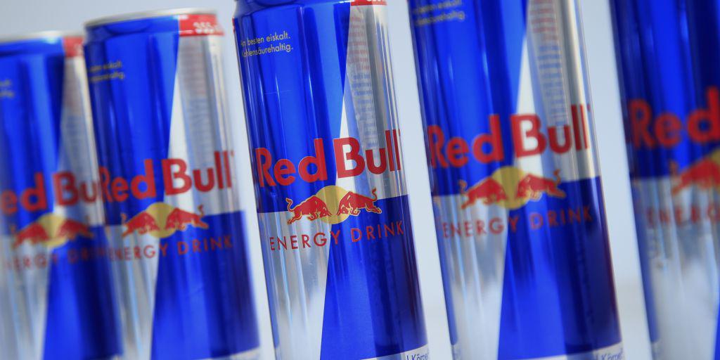 24 ore dopo aver bevuto una Red Bull