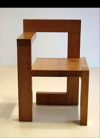 Home Decor Ideas On Twitter Gerrit Rietveld Steltman Chair 1963