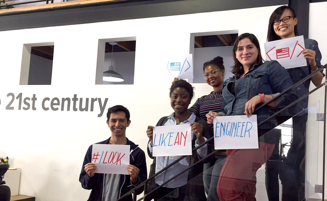 Engineering 21st century government #ILookLikeAnEngineer http://t.co/3Gf10a62gg