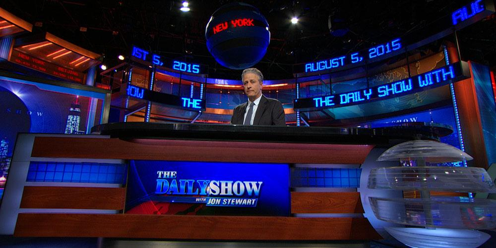 Jon Stewart may be signing off, but his @TheDailyShow set will live on @Newseum #JonVoyage http://t.co/wqsmXeKSwb http://t.co/r9BYdLSeCL