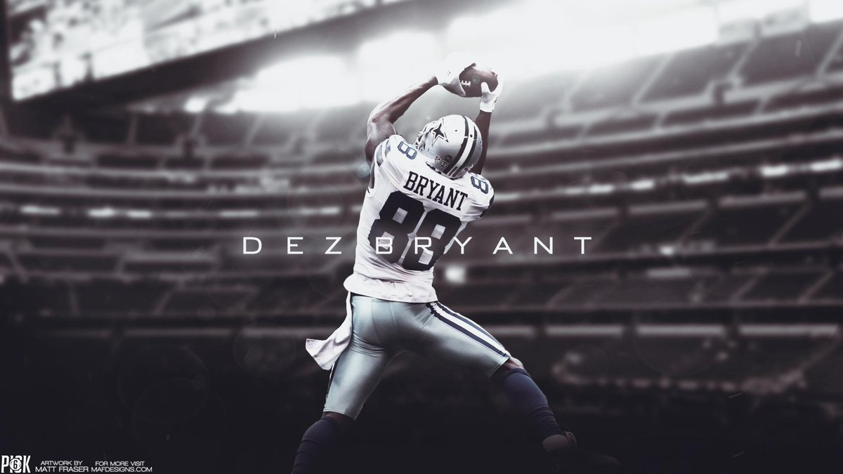 Pick 6 On Twitter Dez Bryant Wallpaper By Matthew Fraser