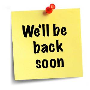 Quot we will be closed until 8 17 2015 sorry for any inconvenience